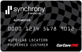Financing - Auto-Lab of Howell - carcare-one-card_al