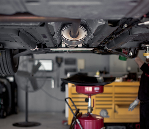 Muffler & Exhaust Repair in Howell | Auto-Lab  - content-new-exhaust
