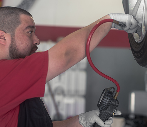 Tire Shop in Howell: Certified Tire Repair Services | Auto-Lab - content-tire-filling